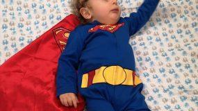 Παναγιώτης-Ραφαήλ: Και άλλη μάχη για την υγεία του έδωσε και κέρδισε ο μικρός μας υπερήρωας!