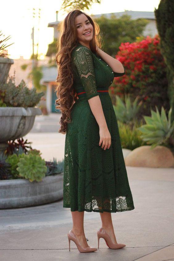 16 plus size φορέματα για τις επίσημες εμφανίσεις την Άνοιξη που θα λατρέψεις!