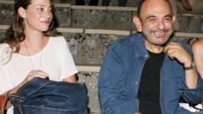 Παιχνίδι της μοίρας: Η Αλεξάνδρα Ούστα γέννησε την ίδια ημερομηνία με τον θάνατο του πρώην συντρόφου της, Σάκη Μπουλά