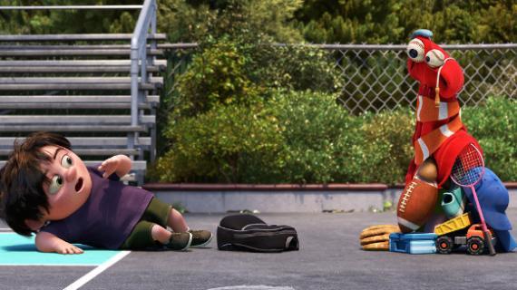 Η παιδική ταινία της Pixar για τον σχολικό εκφοβισμό που ΠΡΕΠΕΙ να δουν τα παιδιά μας!