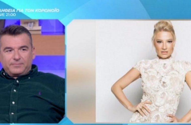 Άβολη στιγμή:Ο μελλοντολόγος Σεβάν ρώτησε τον Λιάγκα αν η Σκορδά έχει ξαναφτιάξει τη ζωή της