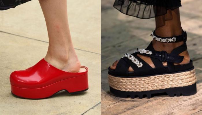 Η τάση στα παπούτσια για τη season Άνοιξη-Καλοκαίρι 2020!