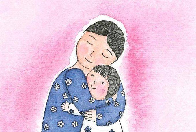Μαμά σ΄ευχαριστώ, όχι μόνο γιατί μου έδωσες ζωή, αλλά γιατί με έμαθες και πως να τη ζω!