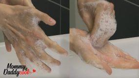Κορονοϊός: Δες πως πρέπει να πλένεις τα χέρια σου ΣΩΣΤΑ! Φωτογραφίες και βίντεο με τη διαδικασία βήμα - βήμα