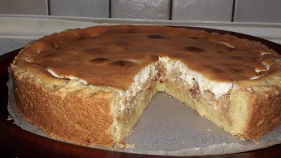 Αυστριακή μηλόπιτα με κρέμα ή αλλιώς strudel!