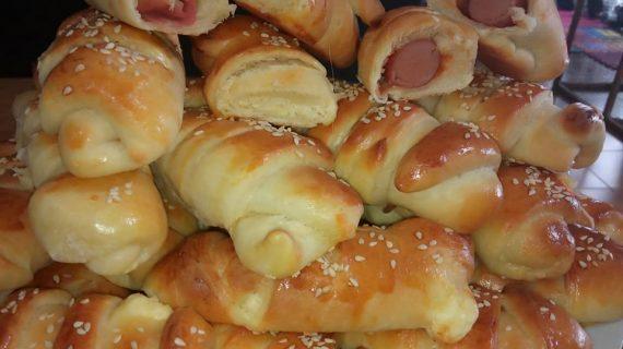Φτιάχνουμε πιτάκια με αφράτη ζύμη Άτσμα & ότι γέμιση θέλετε!