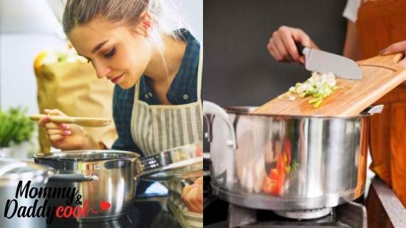 4 λάθη που όλοι κάνουμε στο μαγείρεμα και μας παχαίνουν