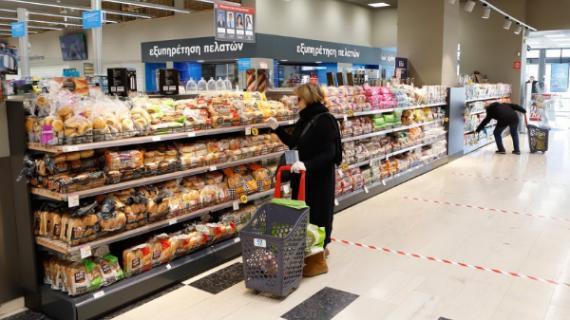 Μπορεί να τα μεταδοθεί ο κορονοϊός απο τα ψώνια του supermarket και τα τρόφιμα; Τι συστήνει ο ΕΦΕΤ και ο ΕΟΔΥ