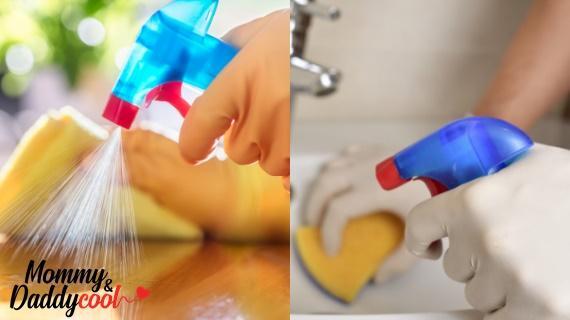 Κορονοϊός: 8 Συμβουλές για τη σωστή & αποτελεσματική απολύμανση του σπιτιού