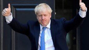 Θετικός στον κορονοϊό και ο πρωθυπουργός της Βρετανίας Μπόρις Τζόνσον