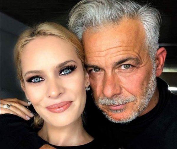 Χάρης Χριστόπουλος-Αννίτα Μπραντ: Περιμένουν το πρώτο τους παιδί! Έτσι το ανακοίνωσαν