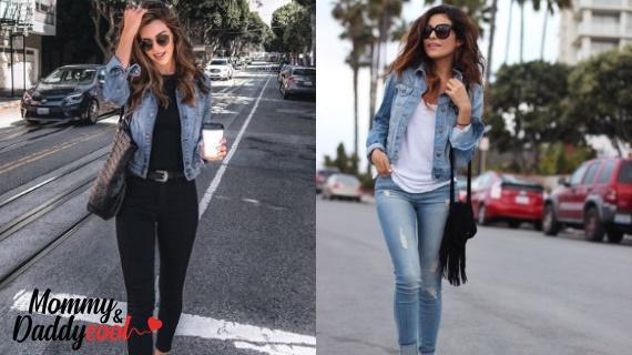 Το jean jacket ειναι all time classic κι εμείς εχουμε 15 outfits για να το συνδυάσεις!