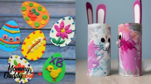 25 υπέροχες diy πασχαλινές κατασκευές που θα λατρέψουν τα παιδιά σας!