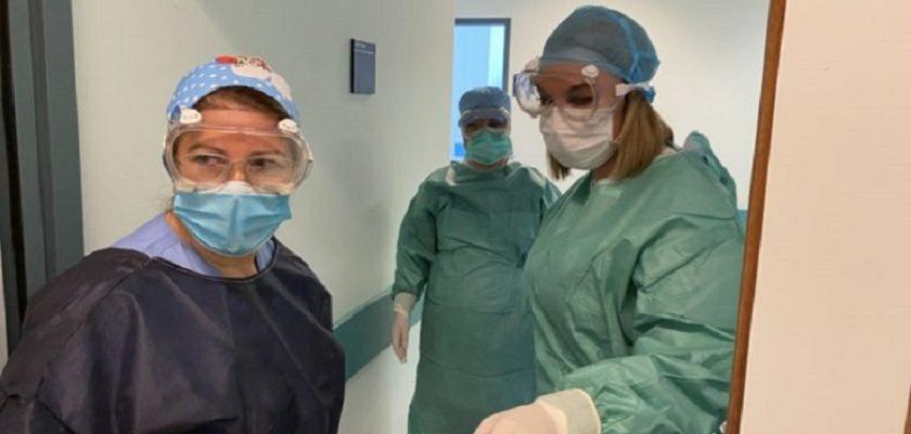 Τατιάνα Στεφανίδου: Κάνει αυτοψία στη μαιευτική κλινική του Αττικού νοσοκομείου