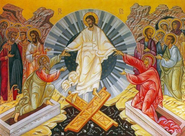 Μεγάλο Σάββατο : H ταφή του Κυρίου & η πρώτη Ανάσταση . Γιατί τη γιορτάζουμέ στις 12.00 τα μεσάνυχτα