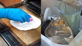 Πως να καθαρίσετε γρήγορα και αποτελεσμάτικα το σπίτι σας μετά την Κυριακή του Πάσχα