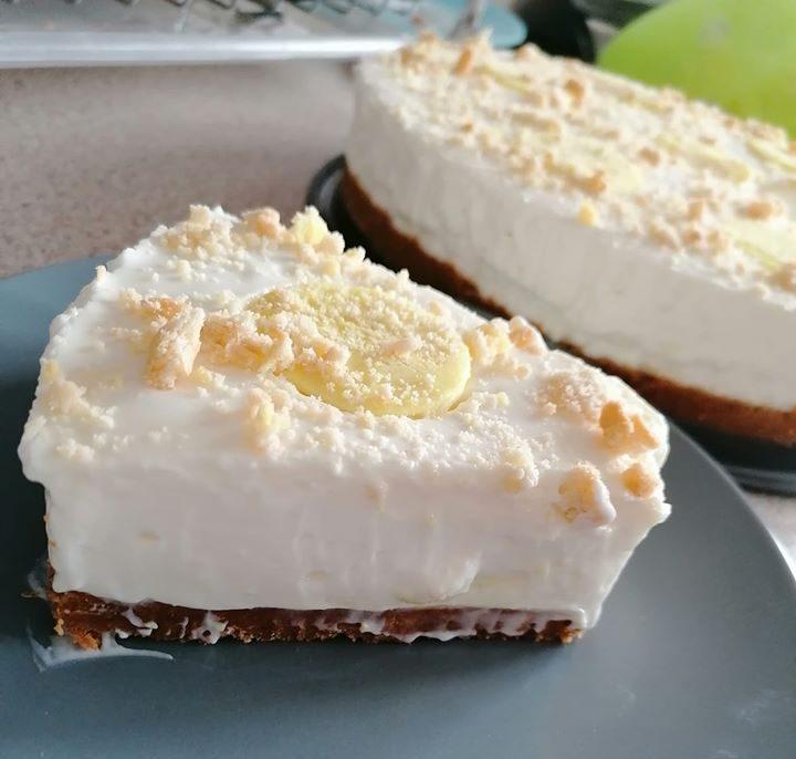 Lemon pie με μπισκότα digestive και ζαχαρούχο γάλα!