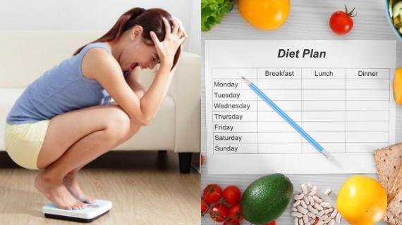 Το πιο οικονομικό πρόγραμμα διατροφής για να χάσεις άμεσα τα περιττά κιλά