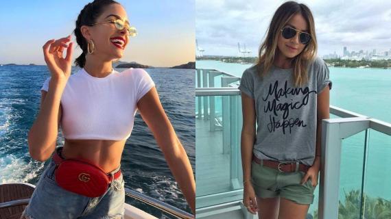Τα 18 πιο μοντέρνα t-shirts της Άνοιξης & του Καλοκαιριού & πως να τα συνδυάσεις!