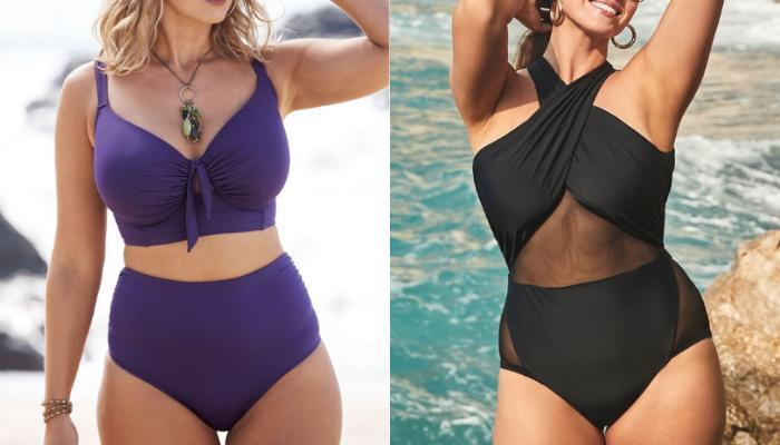 Καλοκαίρι 2020: Τα πιο μοντέρνα και εντυπωσιακά plus size μαγιό για να επιλέξεις!