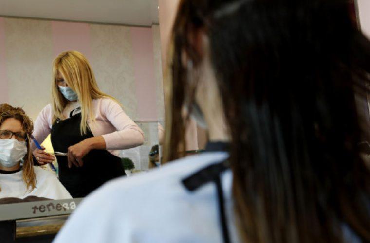 Πρόστιμο 150 ευρώ σε όσους δεν φορούν μάσκα όπου επιβάλλεται