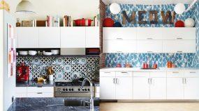 15 ιδέες για να εκμεταλλευτείτε σωστά τον χώρο πάνω από τα ντουλάπια! Διακόσμηση & αποθήκευση