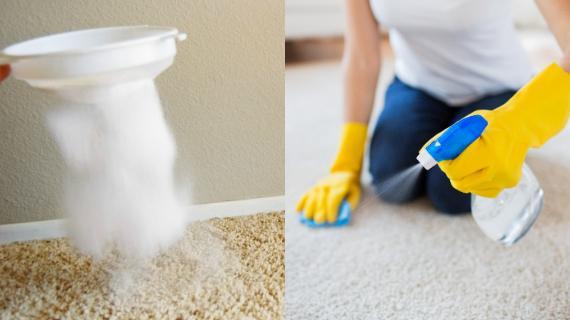 Πλύνετε τα χαλιά σας στο σπίτι χωρίς χημικά με τον πιο οικονομικό τρόπο!