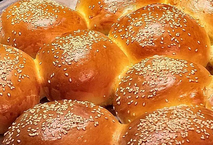 Γαλλικά ψωμάκια brioche μαλακά σαν αφρός