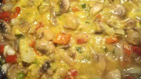 Σάλτσα μανιταριών για ζυμαρικά ή πιλάφι