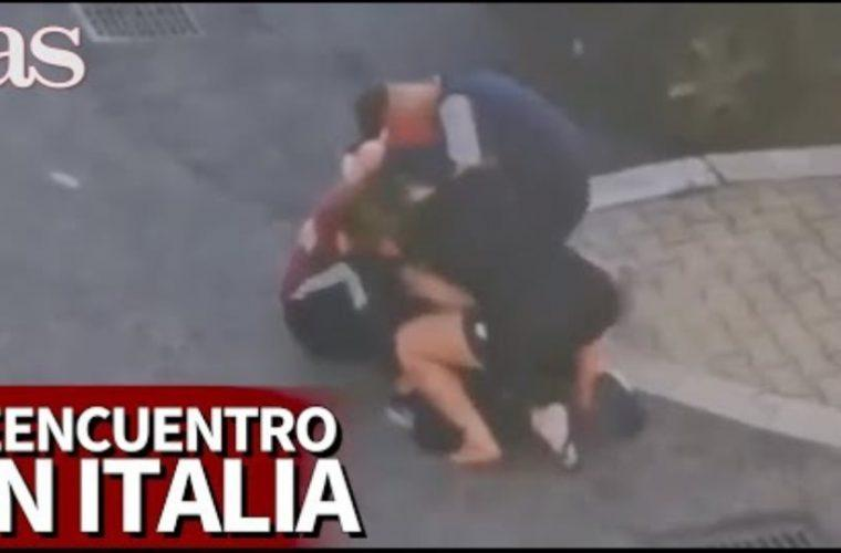 Το βίντεο με το οποίο έκλαψαν όλοι: 56χρονος Ιταλός επιστρέφει σπίτι του μετά από 40 ημέρες νοσηλείας