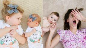 Έχοντας δύο μικρά παιδιά: 6 Αλήθειες που μόνο μία μαμά θα καταλάβει