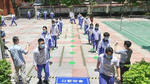 Παιδιά φορούσαν μάσκα και έχασαν τη ζωή τους την ώρα της γυμναστικής!