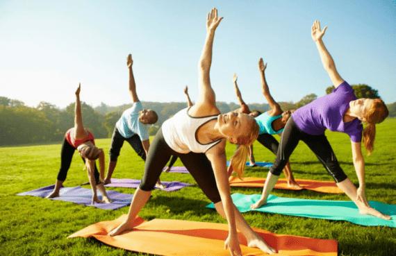 Ασκήσεις που μπορείτε να κάνετε στην ύπαιθρο όσο τα γυμναστήρια παραμένουν κλειστά
