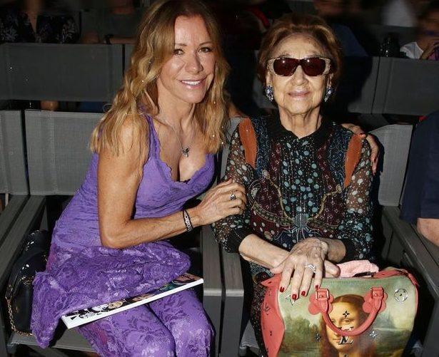 Εριέττα Τσουκαλά-Λάτση: Η μητέρα της Μαριάννας Λάτση είναι fashion icon και εμείς την προσκυνούμε