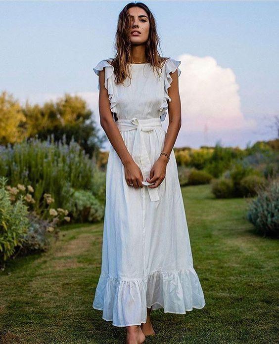 Βγάλε το λευκό σου φόρεμα από τις ντουλάπες! - Φέτος το Καλοκαίρι θα φορεθεί πολύ