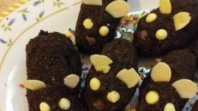 Πανεύκολα τρουφάκια ποντικάκια με μπισκότα OREO - Ιδανικά για κέρασμα