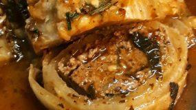 Συνταγή για ρόλο κιμά, τυλιγμένο σε λάχανο