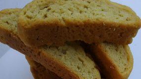 Συνταγή για τραγανά παξιμάδια με ελαιόλαδο