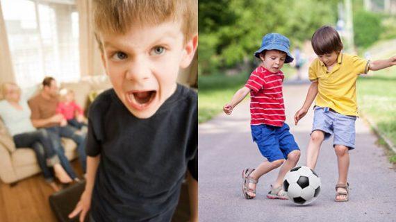 Ζωηρά και αντιδραστικά παιδιά: 3 Τρόποι για να το αντιμετωπίσουν οι γονείς