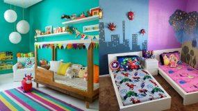 Πως να βάψετε μόνοι σας το παιδικό δωμάτιο & 10 προτάσεις διακόσμησης