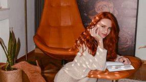 Το σπίτι της Έβελυν Καζαντζόγλου είναι τόσο εντυπωσιακό και στιλάτο που θα κλέψεις ιδέες! (εικόνες)
