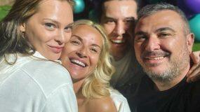 Αντώνης Ρέμος – Υβόννη Μπόσνιακ: Διοργάνωσαν μικρό πάρτι για την γιορτή της κόρης τους, Ελένης! (εικόνες)
