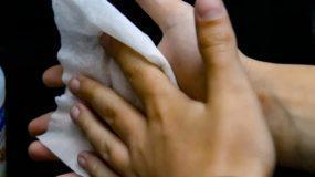 ΕΟΦ : Απαγορεύει αντισηπτικά μαντηλάκια (φωτογραφία)