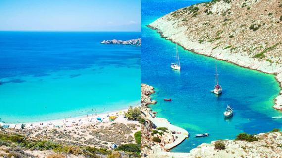 Φέτος το Καλοκαίρι κάντε εναλλακτικό τουρισμό με την οικογένειά σας στις Μικρές Κυκλάδες!