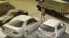 """Επίθεση με βιτριόλι: Νέος μάρτυρας """"κλειδί"""" φέρνει πιο κοντά την αστυνομία στη μαυροφορεμένη"""