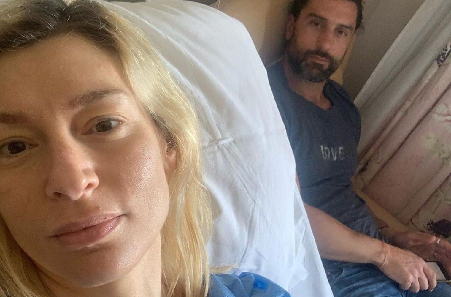 Στο χειρουργείο η Ζέτα Δούκα – «Η πρόληψη σώζει ζωές – Έπρεπε να αφαιρέσω κάτι…»