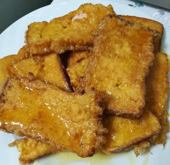 Αγαπημένες παραδοσιακές αυγόφετες με μέλι για τα παιδάκια μας!