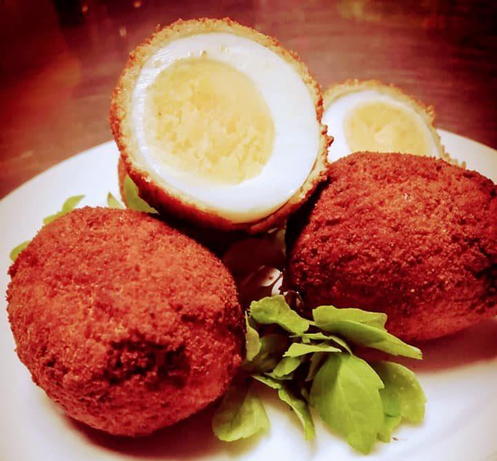 Αυγά σνίτσελ. Ένα πρωτότυπο και νόστιμο ορεκτικό!