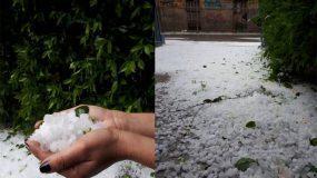 ΕΜΥ : Εκτάκτο δελτίο καιρού με χαλάζι και καταιγίδες