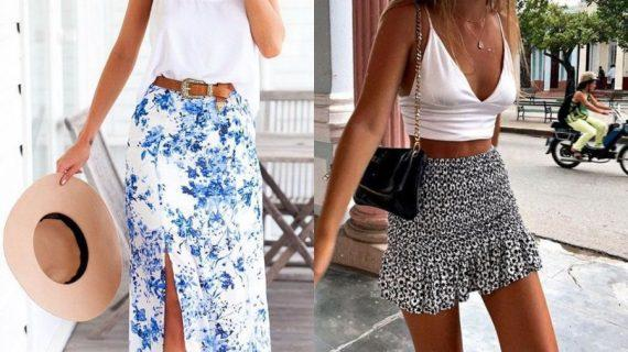Αυτές είναι οι καλοκαιρινές φούστες που θα φορέσουν περισσότερο οι γυναίκες φέτος το Καλοκαίρι!